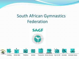 South African  Gymnastics Federation