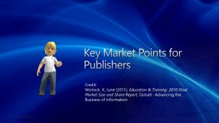 Key Market Points for Publishers