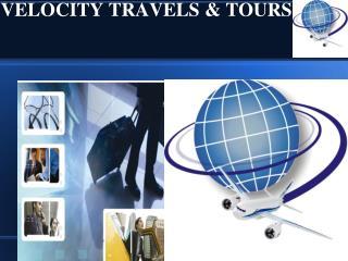 VELOCITY TRAVELS & TOURS