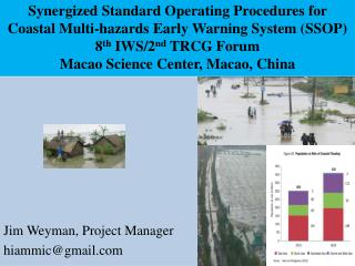 Synergized Standard Operating Procedures for Coastal Multi-hazards Early Warning System (SSOP) 8 th  IWS/2 nd  TRCG For