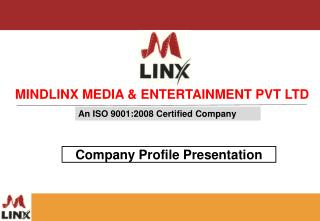 Company Profile Presentation