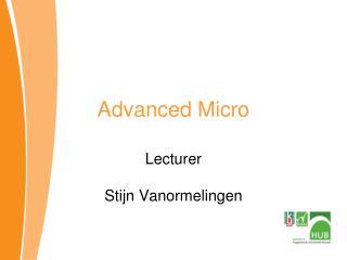 Advanced Micro