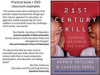 Practical book + DVD  classroom examples