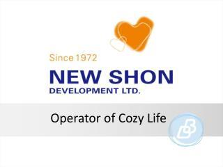 Operator of Cozy Life