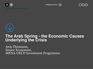 The Arab Spring - the Economic Causes Underlying the Crisis