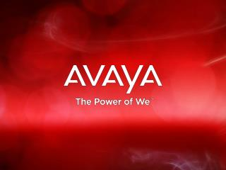 Avaya  MidMarket  Solution  (IP Office R8.1 FP1 Server Edition)  – Simplified, Scalable & Future-Proof Platform
