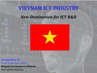 VIETNAM ICT INDUSTRY