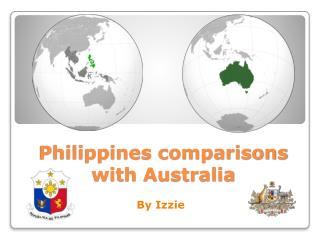 Philippines comparisons with Australia