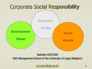 Corporate Social Responsibility