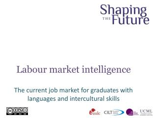 Labour market intelligence