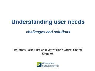 Understanding user needs challenges and solutions