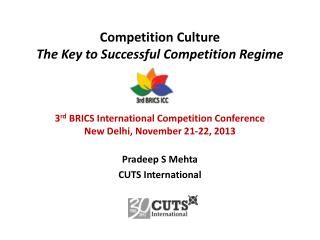 Competition  Culture The  Key to Successful Competition Regime