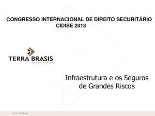Infraestrutura  e  os Seguros  de  Grandes Riscos