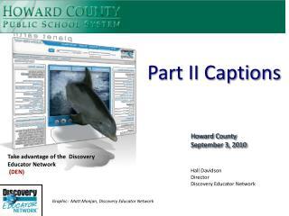 Howard County September 3, 2010
