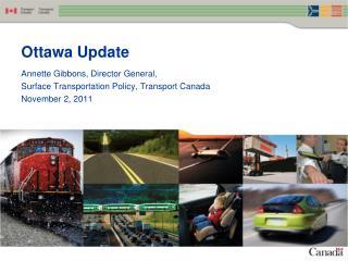 Ottawa Update