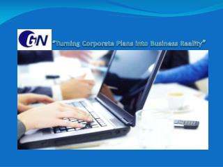 """Turning Corporate Plans into Business Reality """