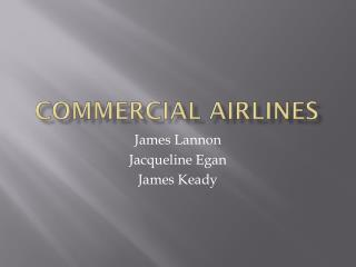 Commercial Airlines