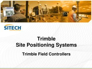 Trimble Field Controllers