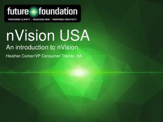 nVision  USA
