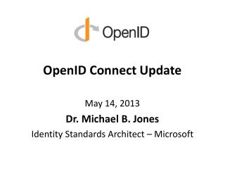 OpenID  Connect Update