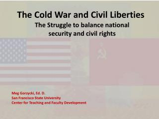 The Cold War and Civil Liberties