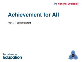 Achievement for All