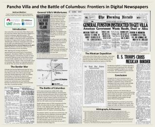 Pancho  Villa and the Battle of Columbus: Frontiers in Digital Newspapers