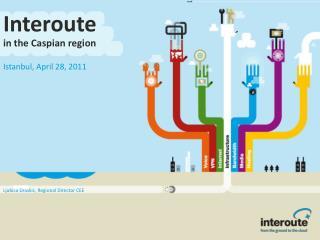 Interoute in the Caspian region