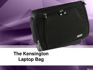 The Kensington Laptop Bag