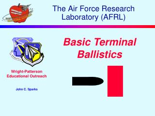 The Air Force Research Laboratory AFRL