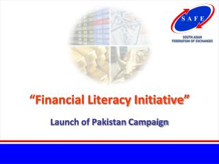"""Financial Literacy Initiative"""