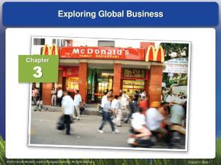 Exploring Global Business