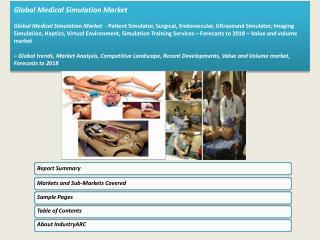 Global Medical Simulation Market  –