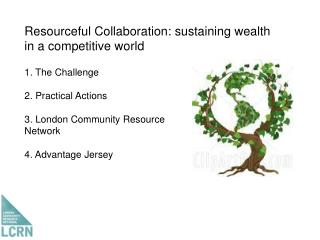 Resourceful Collaboration: sustaining wealth in a competitive world