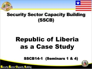 SSCB14-1  (Seminars 1 & 4)