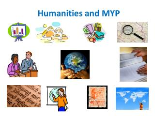 Humanities and MYP