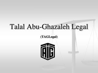 Talal Abu-Ghazaleh Legal (TAGLegal)