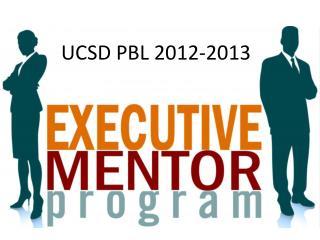 UCSD PBL 2012-2013
