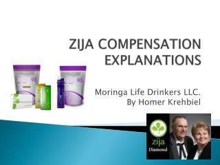 ZIJA COMPENSATION EXPLANATIONS