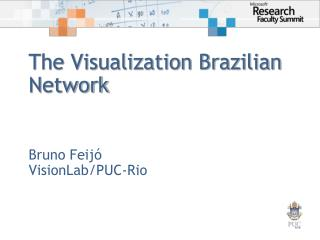 The Visualization Brazilian Network