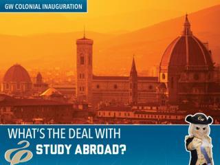 Louis :  Bocconi  University-GW Exchange Major:  International Business