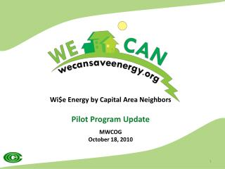 Wi$e  Energy by Capital Area Neighbors