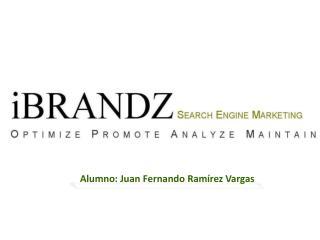 Alumno: Juan Fernando Ramírez Vargas