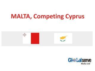 MALTA, Competing Cyprus