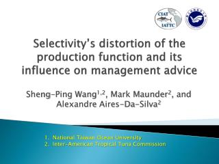 Selectivity's distortion of the production function and its influence on management advice