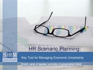 HR Scenario Planning: