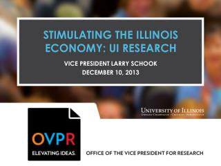 stimulating the  illinois  economy: UI Research