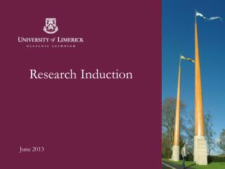 Research Induction