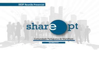 Comunidade Portuguesa de SharePoint
