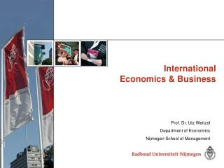 International  Economics & Business
